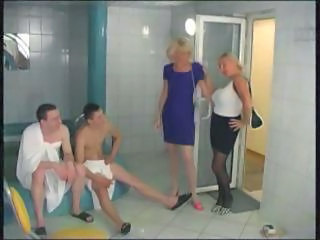 Groupsex Mature Mom Old and Young Russian Showers