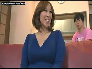 Asian Bus Japanese MILF