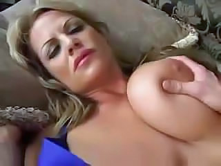 Big Tits MILF Nipples Sleeping Wife