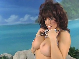 Amazing Big Tits Cute MILF Pornstar