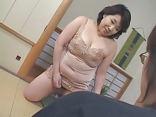 Asian Japanese Mature Mom Older