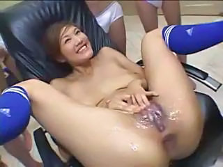 Amazing Asian Creampie Cumshot Cute Japanese