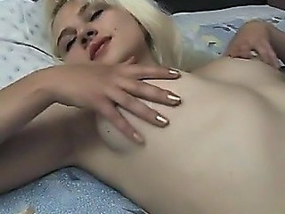 Amateur Blonde Russian