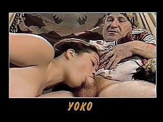 Asian Blowjob Old and Young Vintage