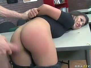 Hot Fucking Slut Amia Moretti Feels The Smashing Dick Ripping Off Her Snatch