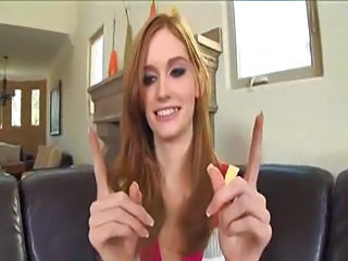 Amazing Creampie Cute Skinny Teen Young