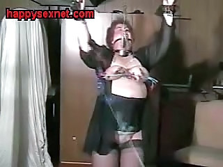 Pain On A Old Slut Very Submissive