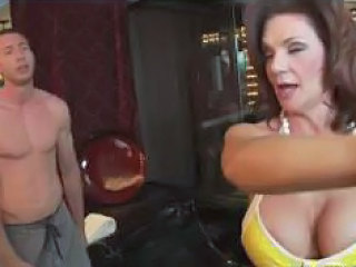 Big Tits MILF Mom Old and Young Silicone Tits