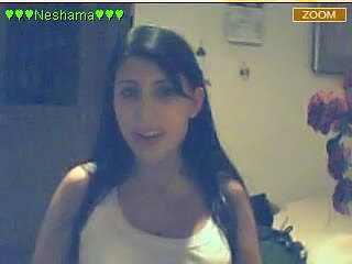 Amateur Árabe Bonita Adolescente Webcam