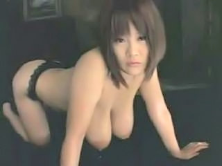Amazing Asian Big Tits Cute Japanese MILF Natural