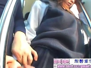 Bus Cute Japanese Upskirt