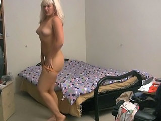 Cindy Wilde shows off 1 of the...