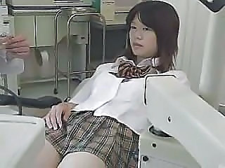 Amateur Cute Japanese Skirt Student