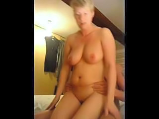 Amateur Big Tits Blonde Homemade MILF Wife
