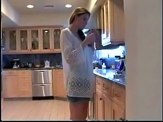 Kitchen MILF Mom Softcore