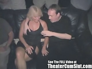 Gangbang MILF Party Pornstar Public Stockings