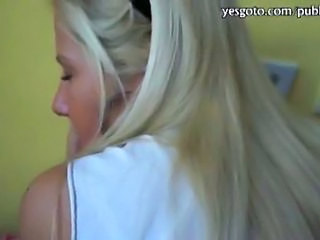 Smoking hot blonde Czech girl gets convinced into having anal sex in public in the library for a good amount of hard cash.