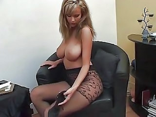 Perfect Wife Zuzana nice Girl Nylon boobs leg dream tits