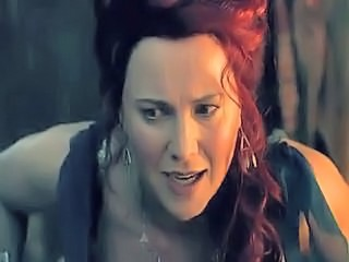 Lucy Lawless hot anal on the floor