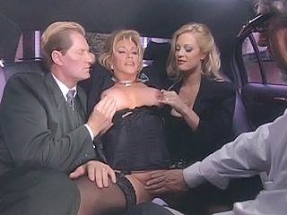 Big Tits Car Gangbang Lingerie MILF Pornstar Stockings