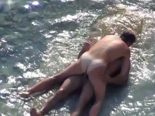 Amateur Beach Nudist