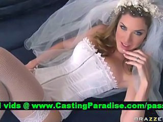 Bride Corset Cute Stockings Teen Young