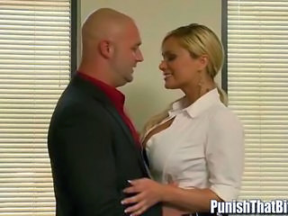 Shyla Stylez Gets Rough Punishment from her Ex