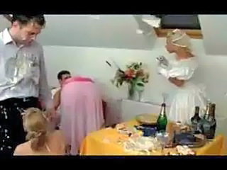 Blowjob Bride Clothed Drunk Fetish Funny Groupsex