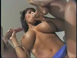 Big cock Big Tits Blowjob Handjob MILF Muscled Pornstar Threesome
