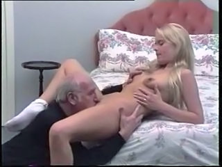 Blonde Licking Old and Young Small Tits Young