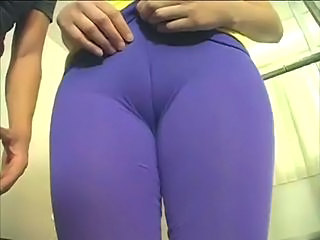 hottest adorable amateur getting some at the gym
