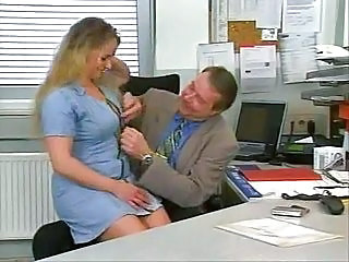 Office Old and Young Secretary Teen