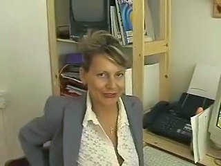 Mature Office Secretary