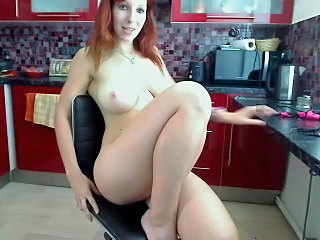 big titty natural redhead...