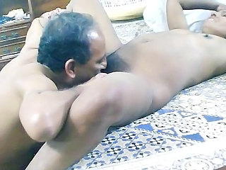 Amateur Arab Hairy Homemade Licking Wife