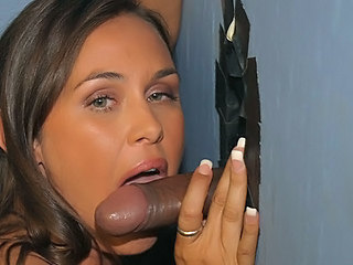 Amazing Blowjob Gloryhole MILF
