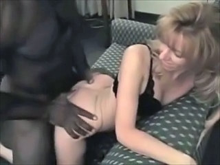 Petite blonde wife loves her...