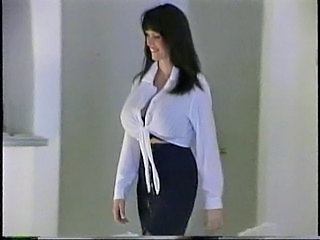 Amazing Big Tits Brunette Cute MILF