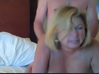 Big Tits Mature Sharing Nipples...