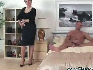 Brunette  Mature Wife