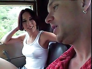Maggie Star Fucks The Trucker
