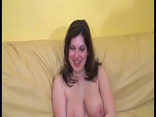 French Casting A6 fist big boobs DP