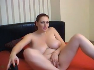 Big Tits Chubby Masturbating MILF Natural Solo Webcam