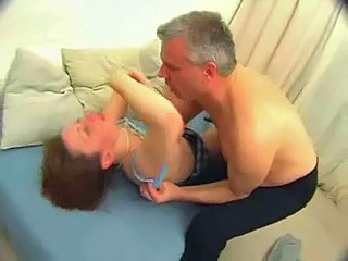 Cute Teen Fucks Daddy And Gets A Cream Pie !