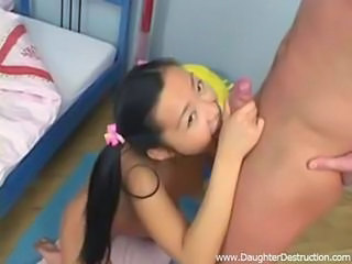 Amateur Asian Blowjob Daddy Skinny