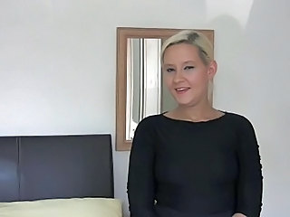 Hotel Receptionist Chanelle  (jerk Off Instructions)