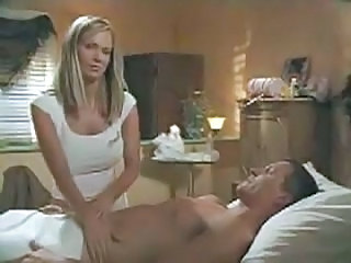 Blonde Blowjob Massage MILF Pornstar