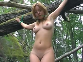 Amateur Bondage Outdoor Russian Small Tits Teen Young