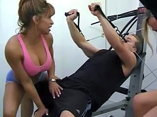 Devon Michaels Sex At The Gym
