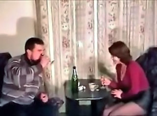 Amateur Drunk Homemade Russian Wife
